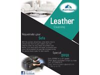 Leather Cleaning services Scotland
