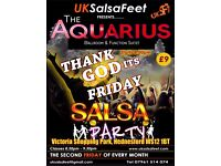 Thank God It's Friday Salsa Party (staffordshire)