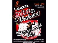 Learn Salsa In A Weekend