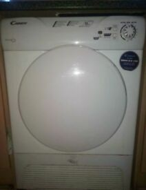 Candy 8kg condenser tumble dryer