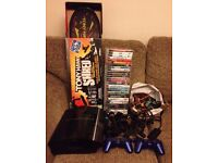 Sony PlayStation 3 MEGA Bundle with 30 games + extras! ps3