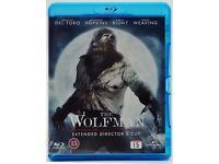 WOLFMAN - Blu-Ray movie, ORIGINAL IN BOX