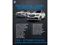 Custom ECU Tuning Remapping