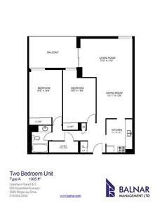 Renting Quick - 1,2 & 3 bedroom apartments behind Fairview Mall! Kitchener / Waterloo Kitchener Area image 10