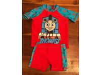 Thomas the Tank swimsuit 9-12months