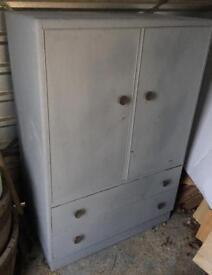"Painted Cupboard ""Compactum"""
