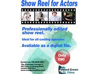 Acting Show Reel