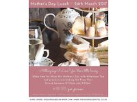 Mothers Day Prosecco Afternoon Tea