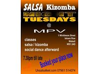 Walsall Salsa & Kizomba Classes