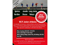 Athletics Coaching for Children Aged 7-11