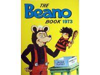 1973 Beano Annual