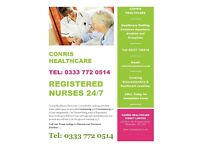 Healthcare Assistants, Nurses and Support worker