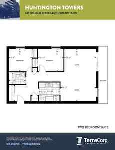 Renovated Two Bedroom Apartment for Nov in Downtown London London Ontario image 11