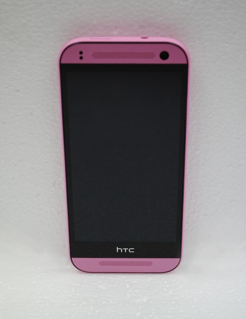 HTC One Mini 2 Unlocked Boxed in Pink195in Manchester City Centre, ManchesterGumtree - For sale HTC One Mini 2 in pink. The phone is in great condition, full working order and comes in pink finish. Unlocked, and will operate with any sim on any network in any region. Covered with a one year warranty for your peace of mind. Price £195...