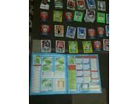 Match Attack Football Cards & Sticker Book