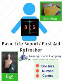 Basic Life Support/ First Aid refresher Courses