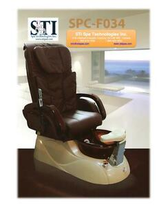 Pedicure chairs, nail salon spa, STIF034 new from manufacturer
