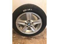 Bmw tyre 205/55/R16