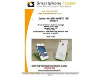 iPhone 4S - 16GB - White - EE - IYG596