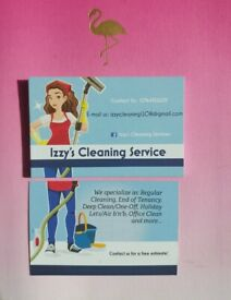 Professional Izzy's Cleaning Services ALL Kinds of Cleaning