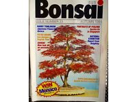 Bonsai Magazines - complete collection - 24 editions