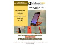 iPhone 5c - 8GB - Pink - O2 - HBE573