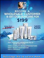 Complete Luminesce skin care line & Instantly Ageless