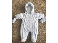 Absorba snow suit