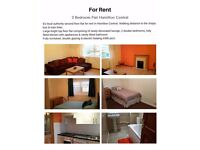Flat to Rent Central Hamilton