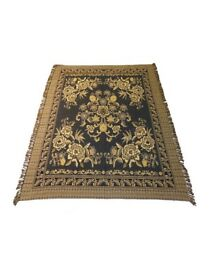 French vintage throw / blanket