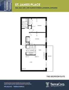 Updated Two Bedroom at Huron/Highbury with a Pool! Avilable Feb. London Ontario image 10