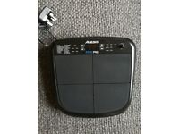 Alesis Percpad percussion instrument, drum machine