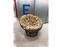 Lovely Large CIrcular Chair