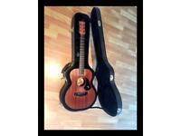 Maton EMM-6 Solid Mini Maton All Mahogany with AP5 Pro Pick up acoustic guitar
