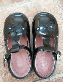 Girls start-rite Black Shoes