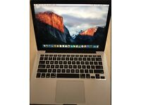 Apple MacBook Pro Retina, 13-inch, Mid 2014 256GB storage (great condition)