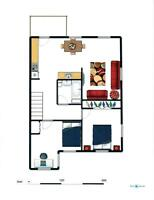 ALL IN, NEW BRIGHT FLAT, GRANITE, 6 APPLIANCES, CENTRAL, PET OK