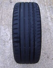 CONTINENTAL SPORT CONTACT 2 TYRE. 205/45 X 17