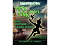 Tickets for Dundee Ice Arena Pete and Tink on Ice