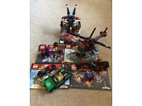X5 Lego marvel superhero sets