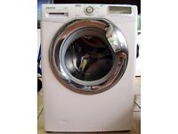 Hoover 1600 Spin Washing Machine, Massive 10kg Load, 6 Month Cover