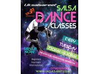 Erdington Weekly Salsa Classes