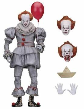 Stephen King's It 2017 Action Figure Ultimate Pennywise 18 c