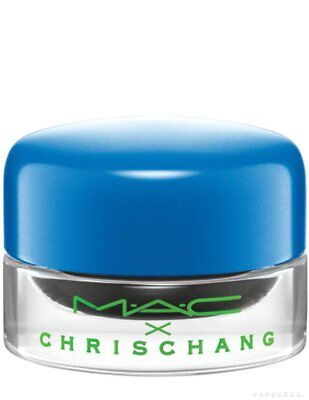 MAC X Chris Chang  Fluidline Eye Liner Gel *BLACKTRACK* 3g for sale  Shipping to India