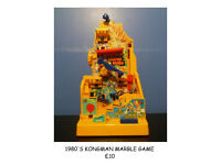 1980'S KONG MARBLE GAME