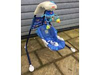 Fisher Price Swinging Chair Seat Cradle Sw