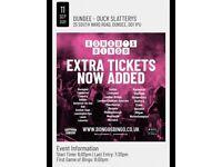 Bongos Bingo Tickets Dundee