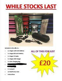 E-Cig Kit Offer!!
