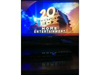 TOSHIBA 3D Blu-Ray Smart Player HDMI , WiFi (Blu-Ray, DVD, CD, USB, MP3)