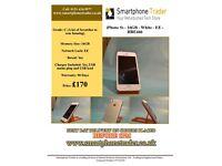 iPhone 5s - 16GB - White - EE - HBE446